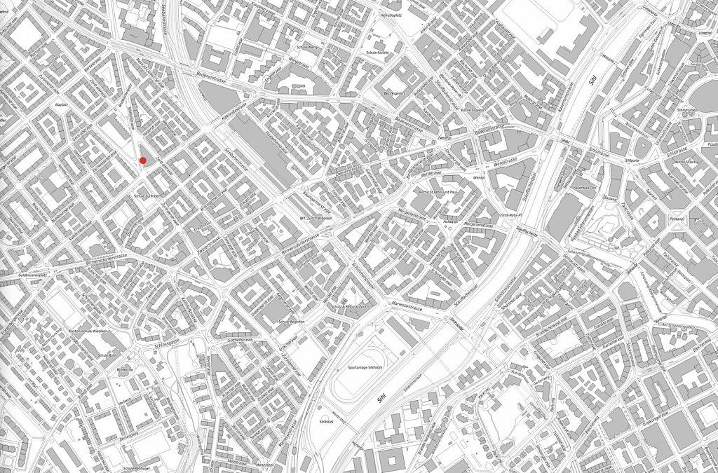 Sihlfeldstrasse 10, 8003 Zürich